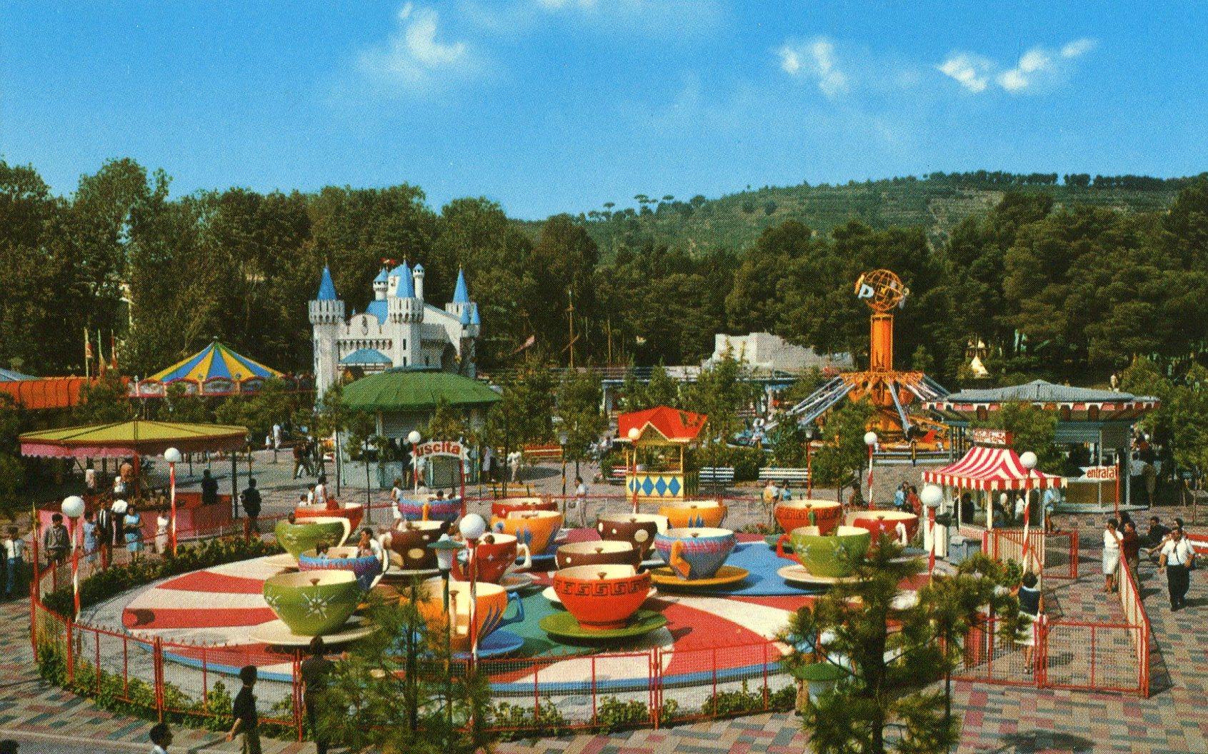 """Edenlandia riaprirà. Schiano: """"Sarà il parco più bello del Sud"""""""