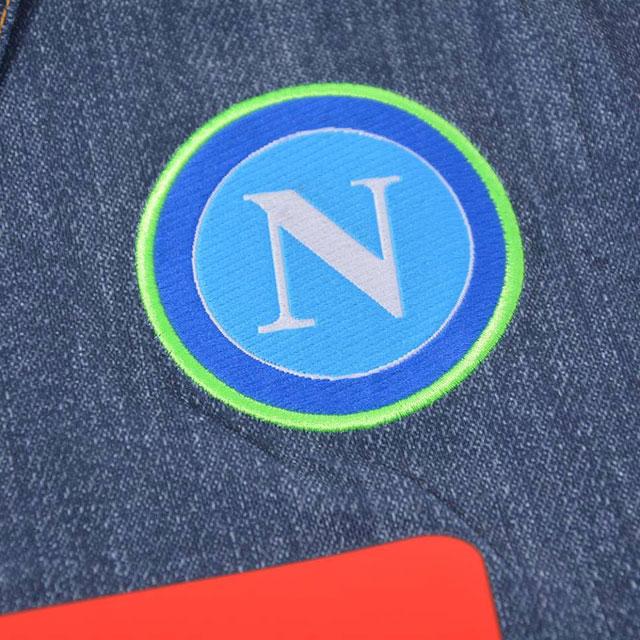 Maglia nuova per il Napoli in Europa League (FOTO)
