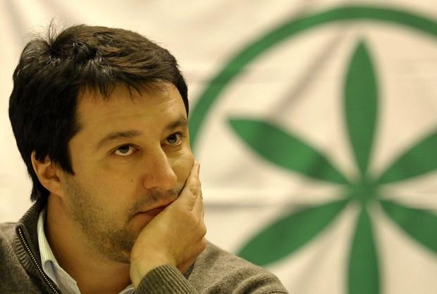 Indipendentisti querelano il segretario della Lega Matteo Salvini