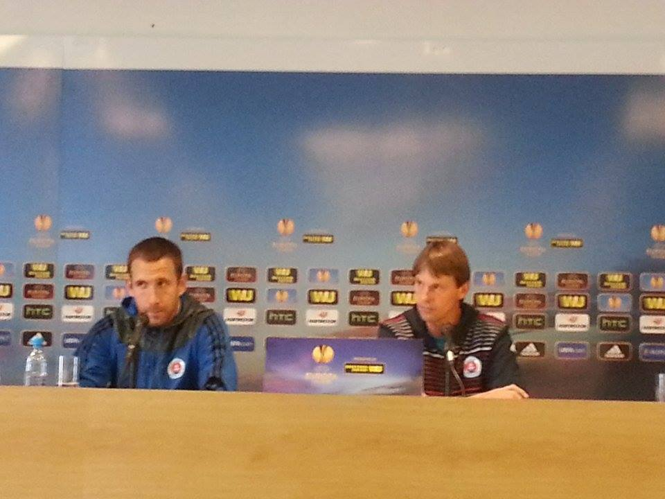 """Slovan - Napoli, parla l'allenatore Straka: """"Per noi solo un momento sfavorevole, possiamo sorprendere il Napoli"""""""
