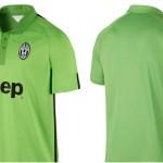 """Verde colore delle nuove divise """"europee"""" di Napoli e Juve (FOTO)"""