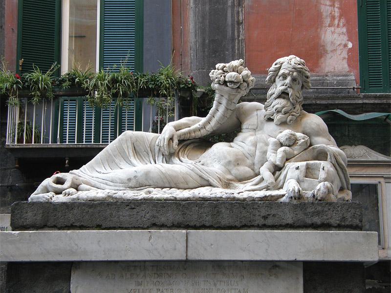 Corpo di Napoli: presto finiranno i lavori di restauro