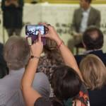 #iostoconluigi, il sindaco De Magistris incontra i cittadini (VD)