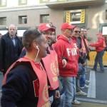 Corteo Fiom: ecco cosa è successo alla manifestazione (FT e VD)