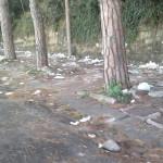 Via Petrarca: Posillipo degradata e pericolosa (FOTO)