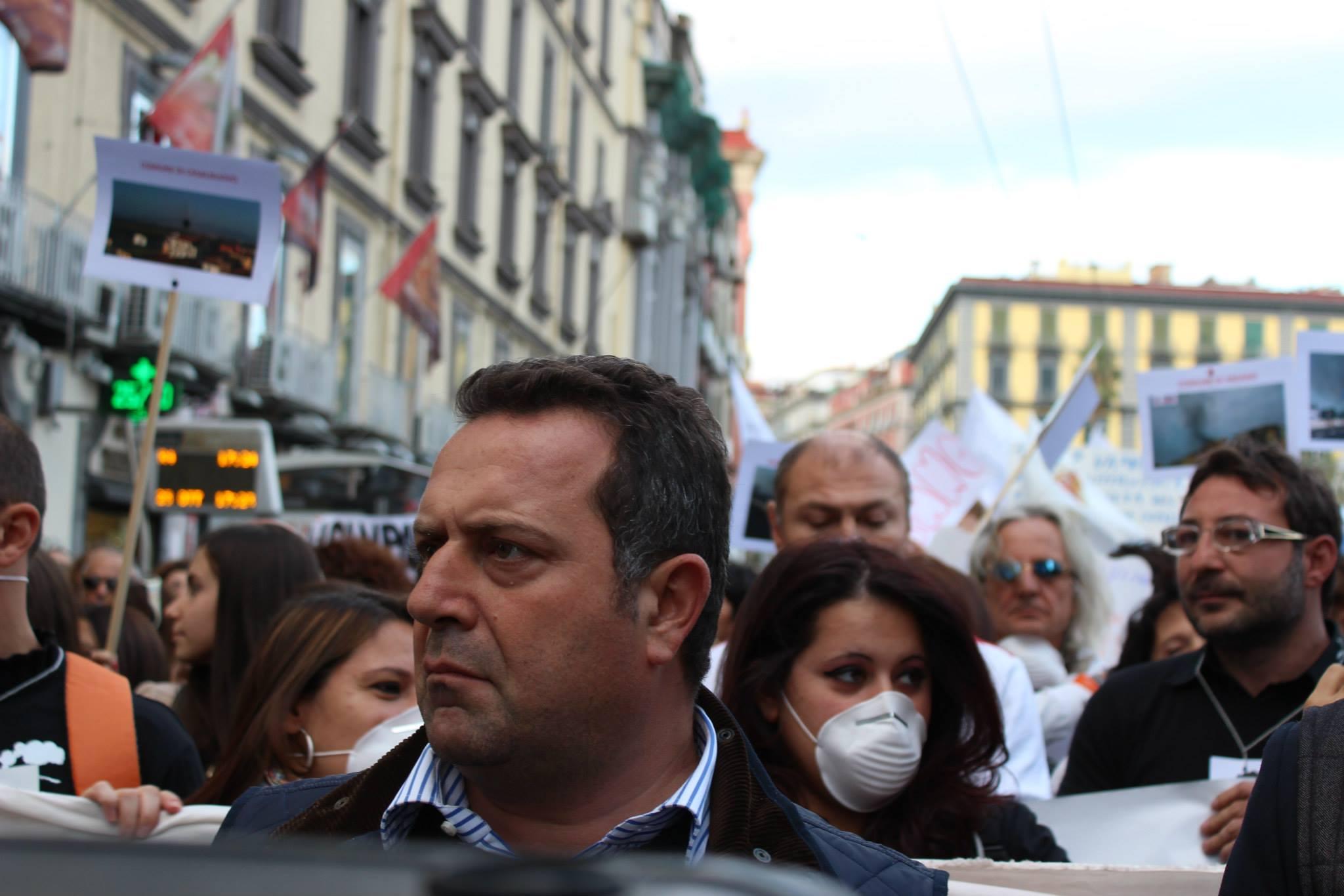 """Da Viareggio: """"attenti o faremo la fine di Scampia"""""""