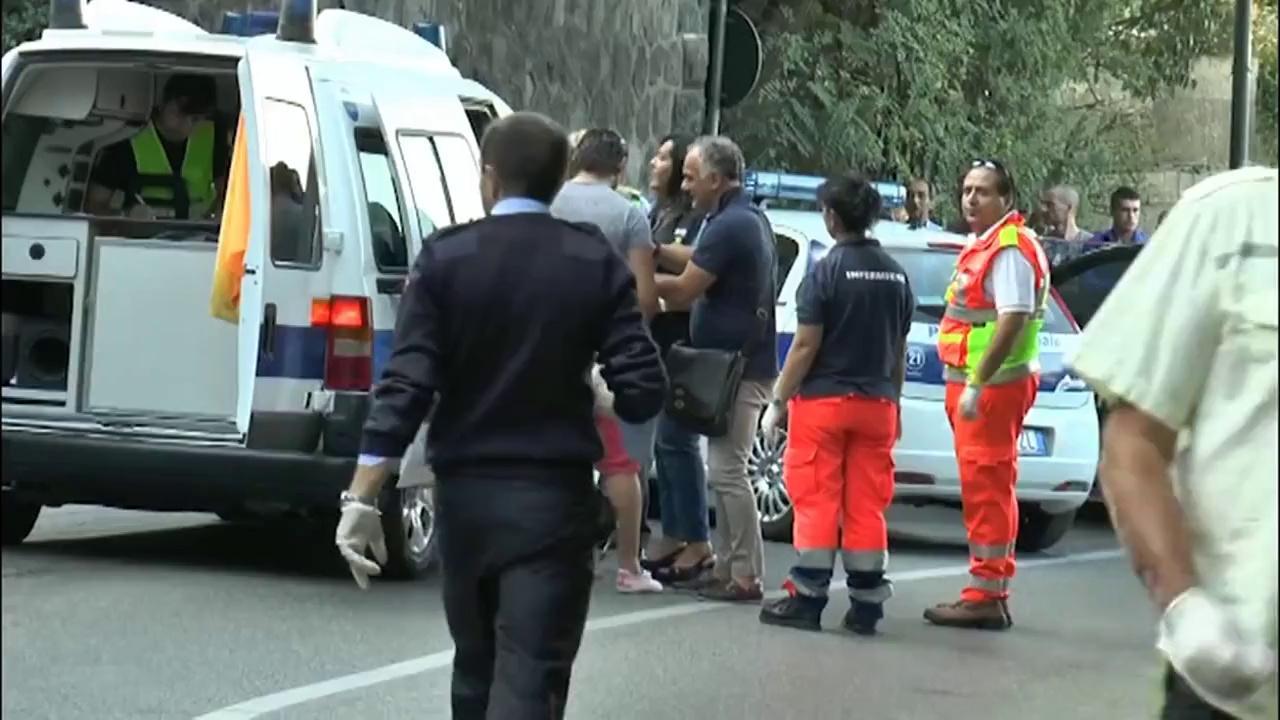 Auto diretta a Marano precipita in una scarpata: passeggeri illesi