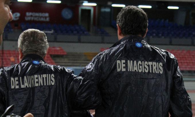 San Paolo, continua lo scontro De Magistris-De Laurentiis