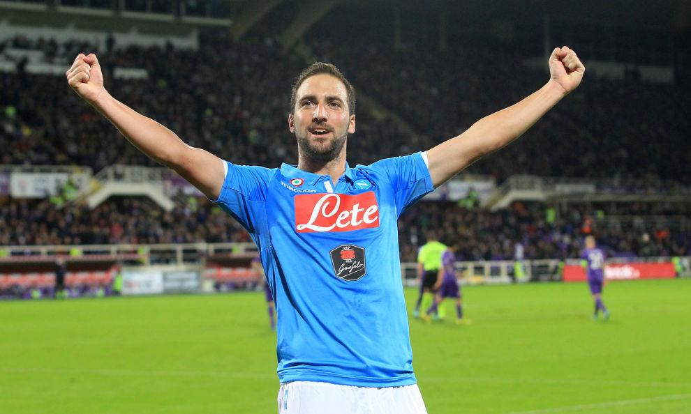 L'Arsenal chiama Gonzalo Higuain, per il Napoli pronti 40 milioni