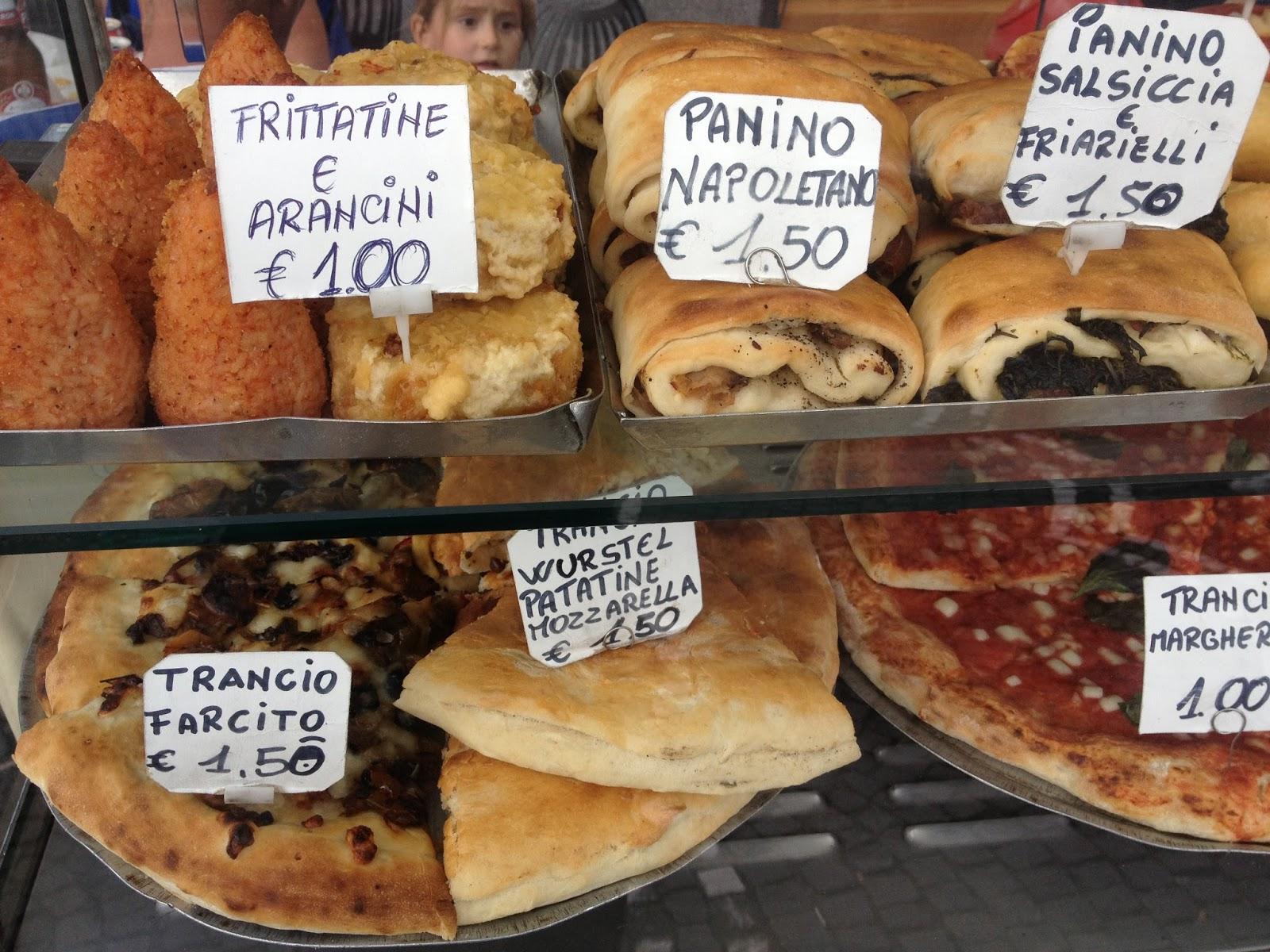 A Napoli il primo Strit Food Festival