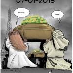 Massacro Charlie Hebdo: ecco come reagisce il mondo