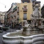 Fontana Monteoliveto ripulita dai napoletani, ma è polemica (FOTO)