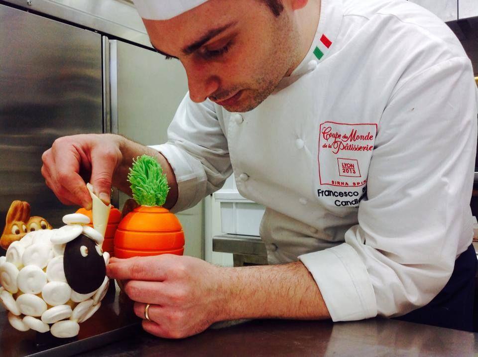 Francesco Boccia: il pasticciere più bravo del mondo è napoletano