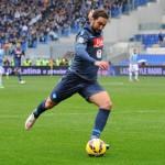 Lazio Napoli 0-1 gol ed esultanza di Higuain