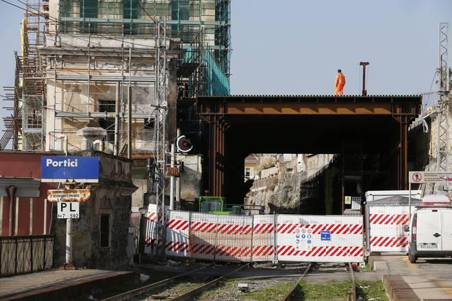 Ferrovia Napoli - Portici