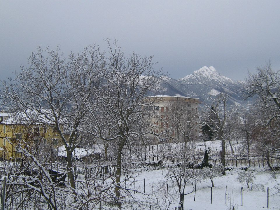 Allerta meteo: neve a basse quote