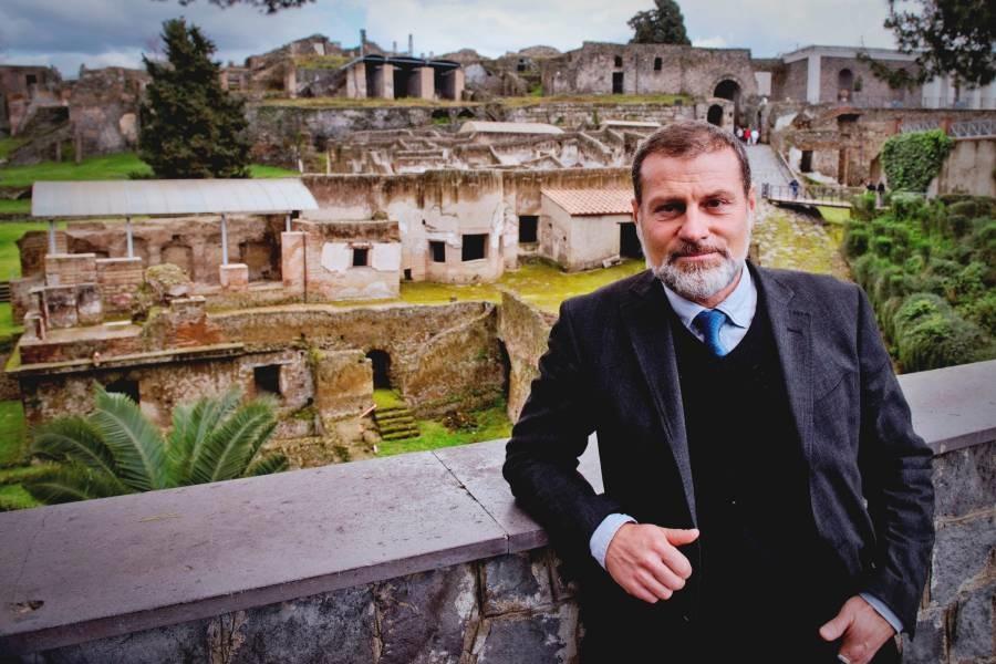 """Dopo """"Pompei e l'Europa"""" Massimo Osanna rilancia con una scuola archeologica"""