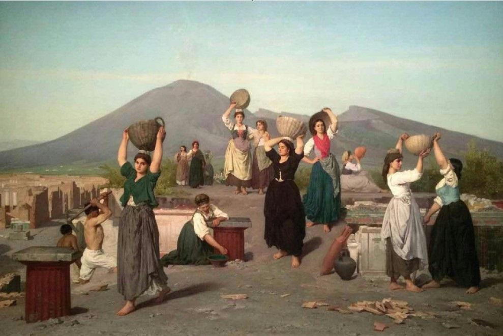 """""""Pompei e l'Europa"""" riscatterà l'immagine degli scavi pompeiani"""
