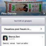 """Insulti contro Pino Daniele: """"Coleroso napoletano!"""" (FOTO)"""