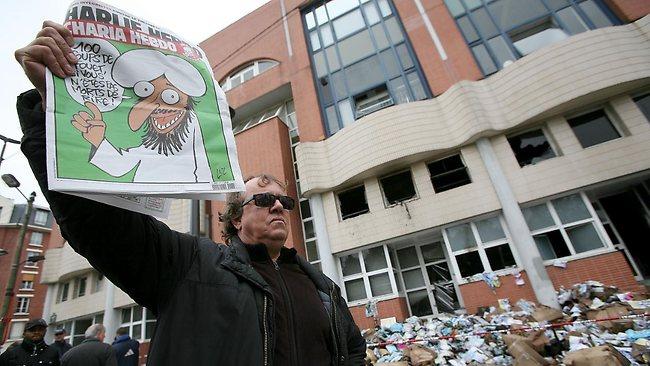 Charlie Hebdo, l'11 settembre del giornalismo francese?