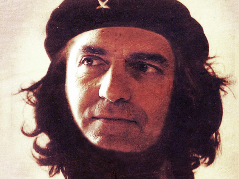 """De Magistris come Che Guevara: """"Voglio essere ricordato così"""""""