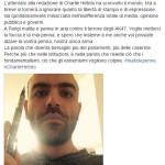 """Roberto Saviano per Charlie Hebdo: """"Matite in aria!"""""""