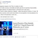 Pino Daniele è morto per un infarto: a poche ore è già lutto sul web