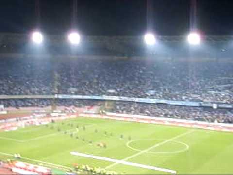 Napul'è inno del Napoli nella prossima partita contro la Juve (VIDEO)