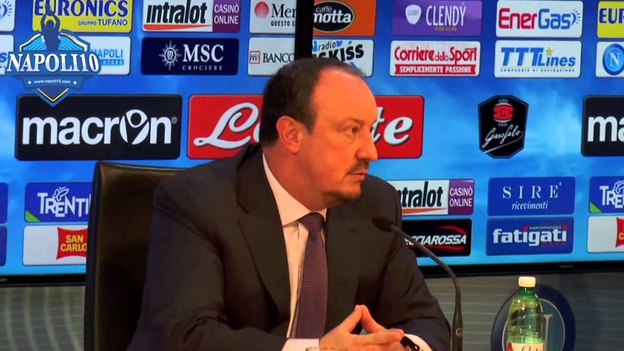 """Benitez: """"All'Inter un professionista non poteva fare quello che voleva"""""""