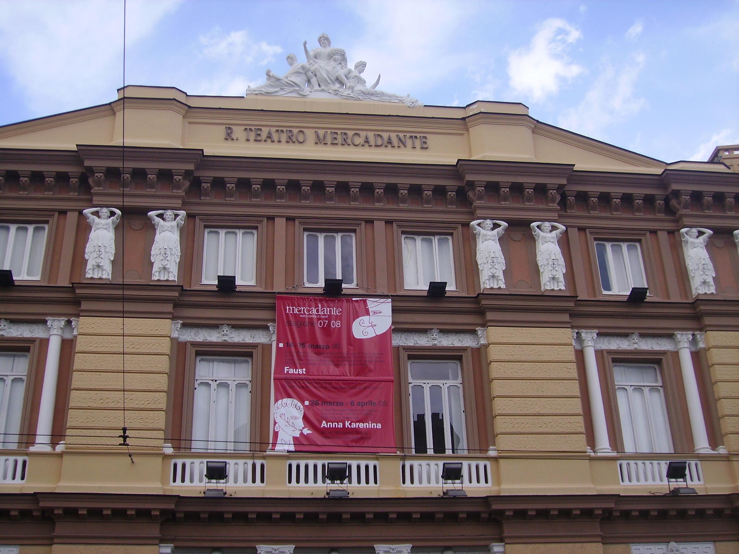 Teatro Mercadante: il Cda si spacca e polemizza sullo scandalo