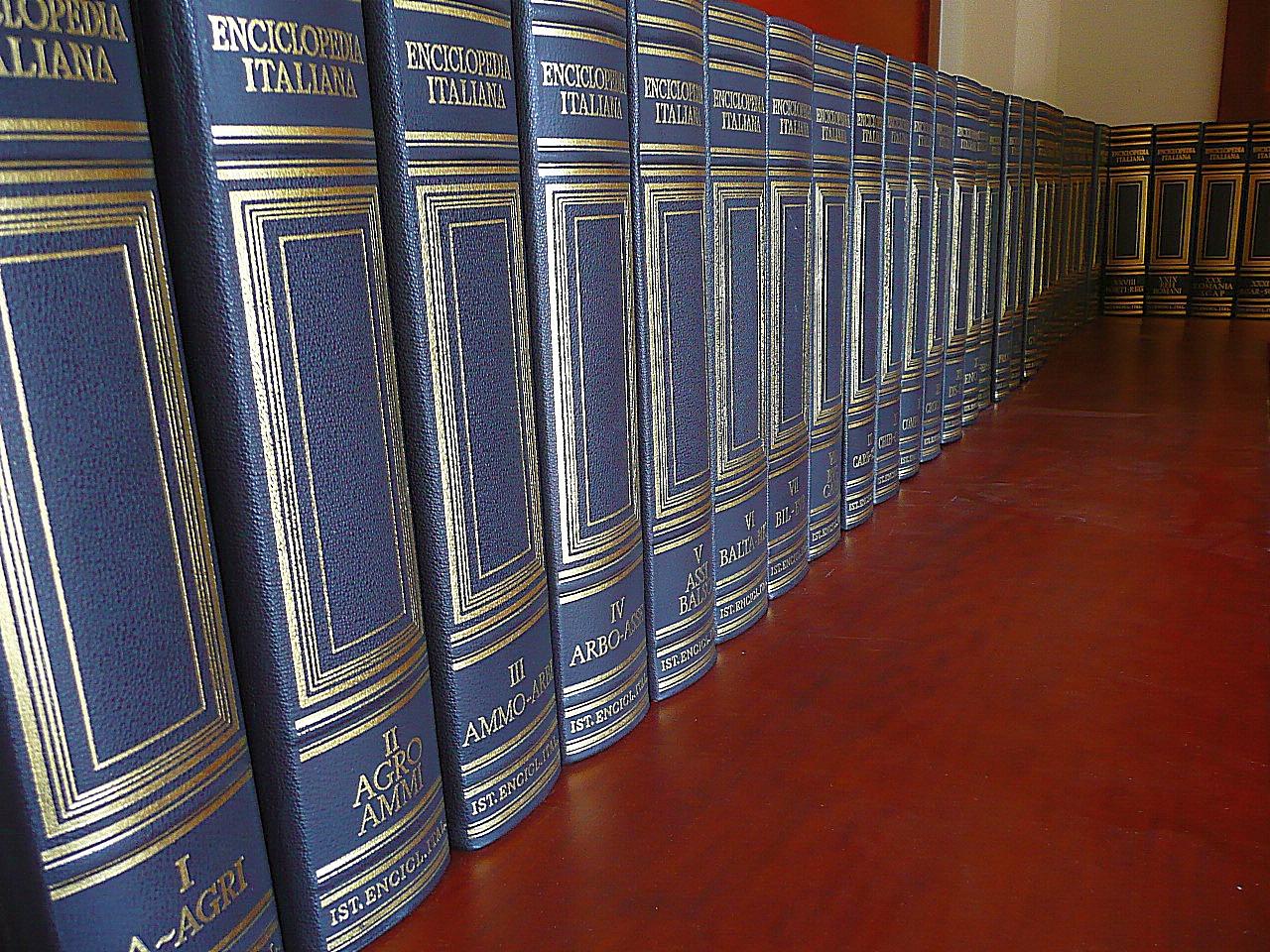 Enciclopedia Treccani: