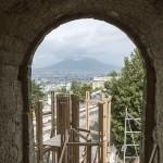 Le Jardin: da Castel Sant'Elmo compare una nuova Napoli (FOTO)
