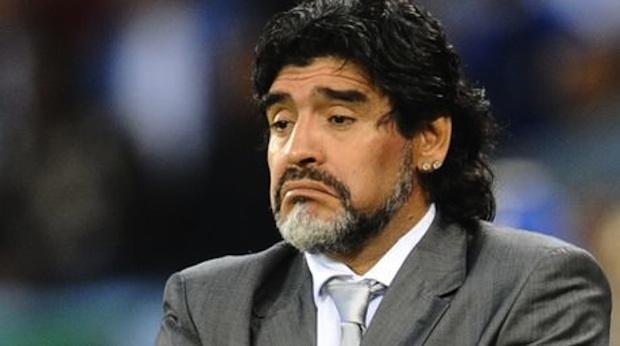 Diego Armando Maradona, persa altra partita con il Fisco