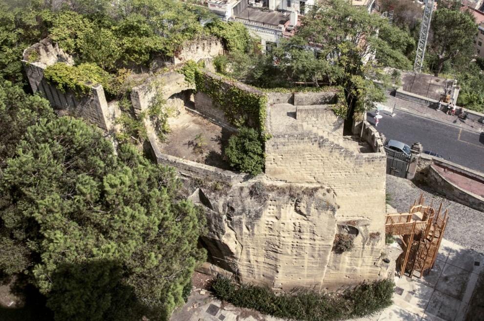 Il Giardino di Castel sant'Elmo