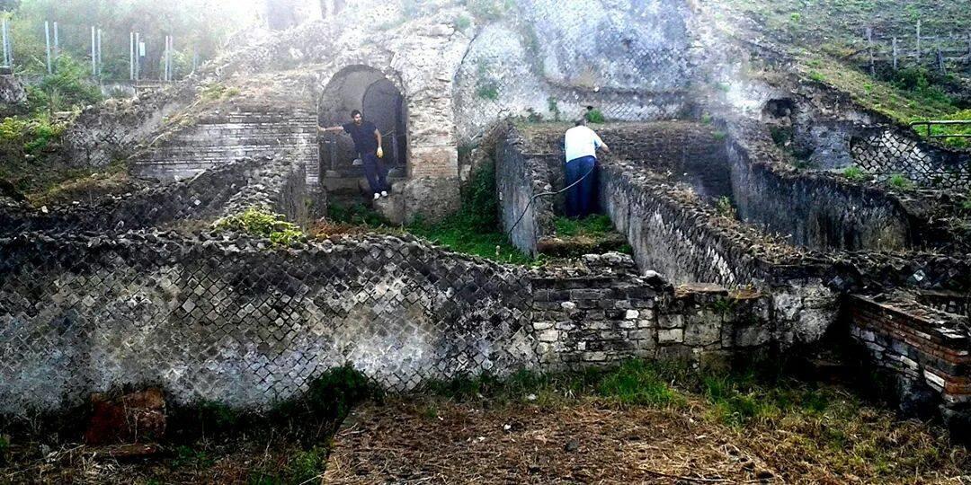 L'Antica Cales risorta grazie ai volontari