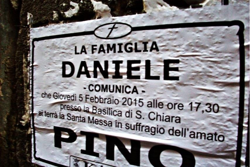 Messa Trigesimo Pino Daniele: domani a Santa Chiara