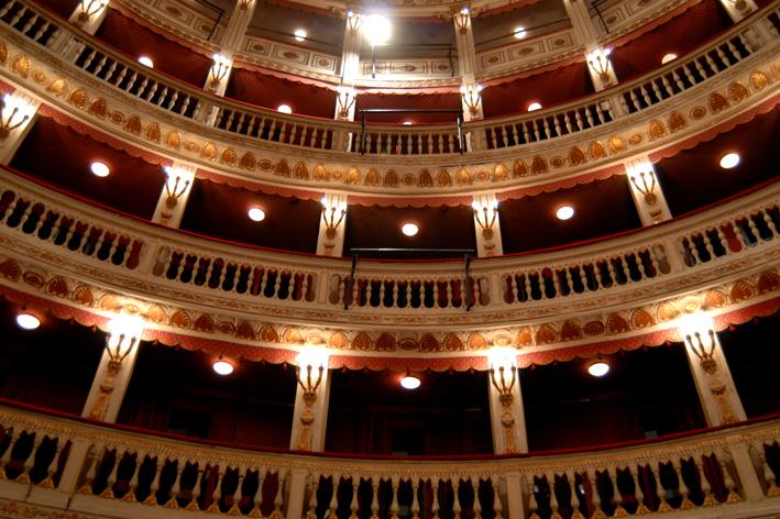 Il Mercadante diventa Teatro Nazionale