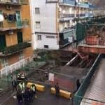 Voragine a Pianura profonda 10 metri