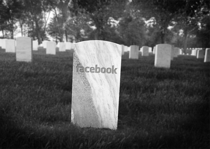 Cosa accade al tuo account Facebook quando sei morto?