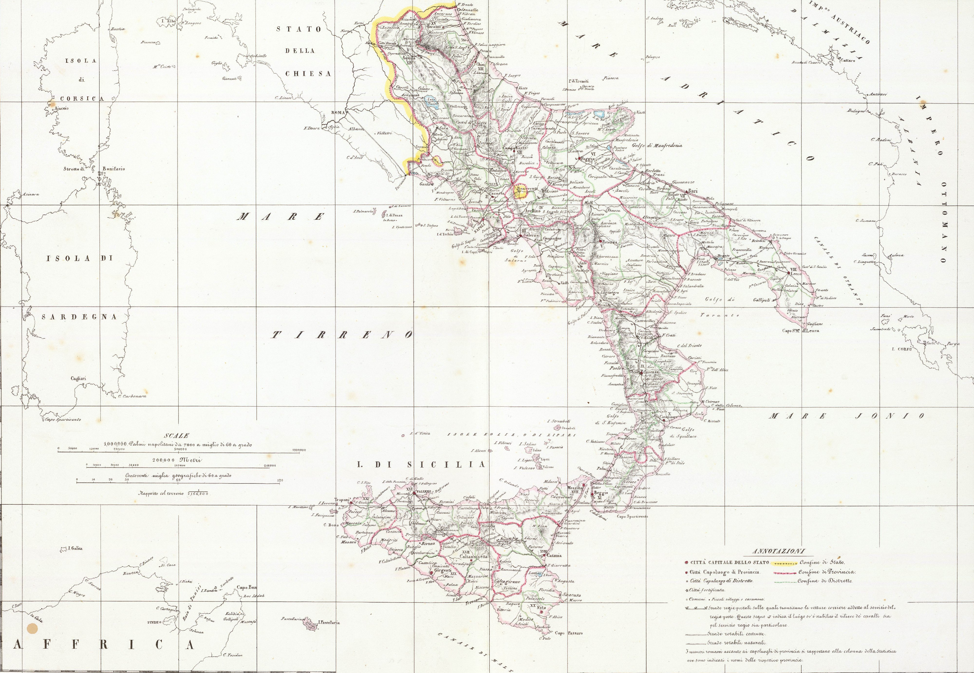 Ulisse: Viaggio nel Regno delle Due Sicilie. Puntata completa