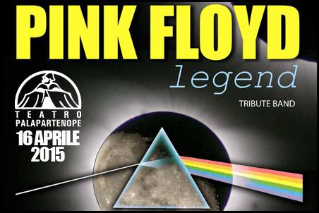 Al Palapartenope di Napoli concerto tributo ai Pink Floyd