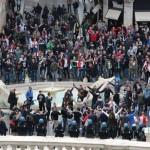 Tifosi Feyenoord devastano Roma, blogger Angelo Ferrillo: Vandali ubriaconi e buzzurri