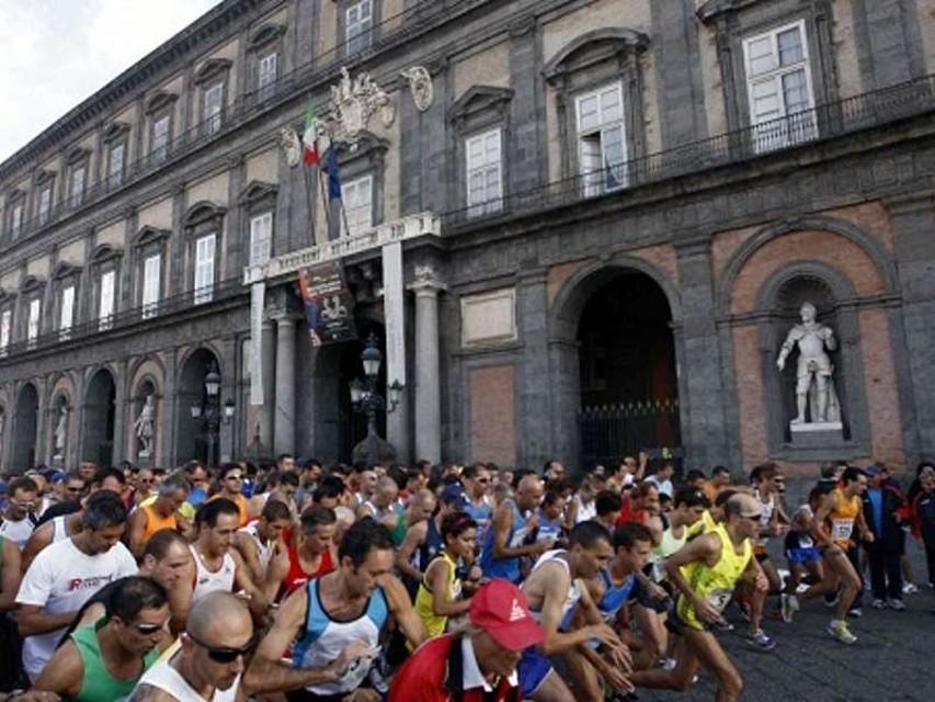 Un napoletano e una vicentina vincono la Maratona di Napoli