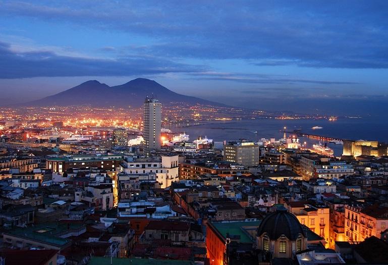 In provincia di Napoli il reddito medio è inferiore a quello della Polonia