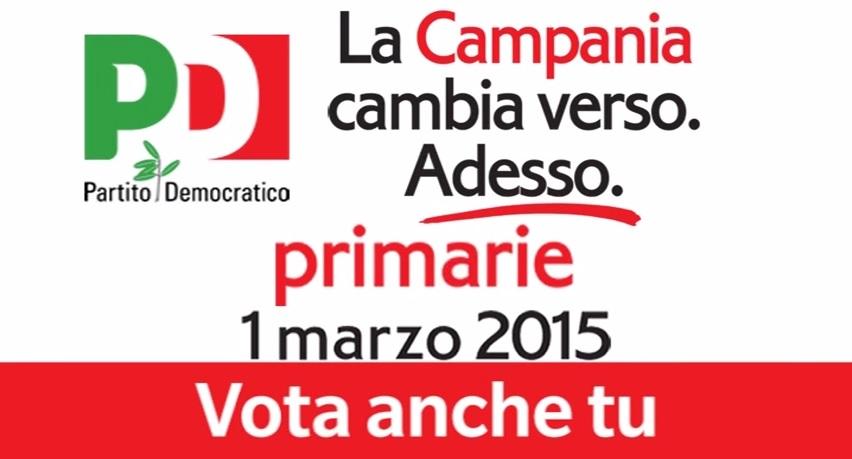 Primarie PD in Campania: oltre 150.000 votanti