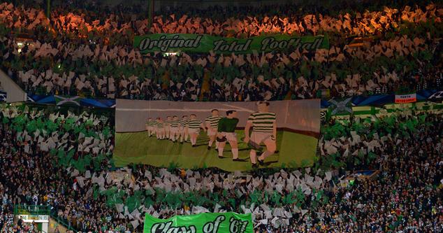 Tifosi del Celtic e del Napoli uniti contro le discriminazioni