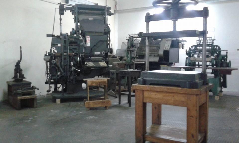 antica tipografia