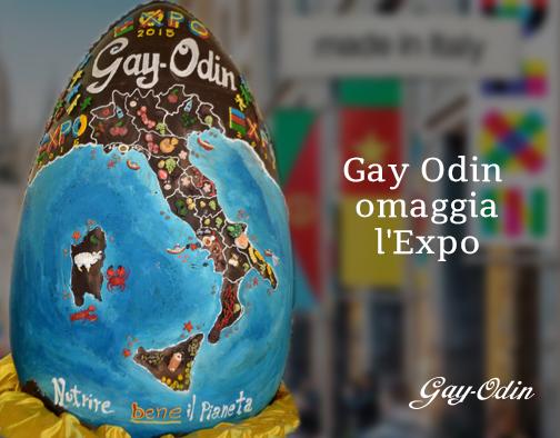 Uovo di Pasqua da record per l'Expo 2015: è napoletano