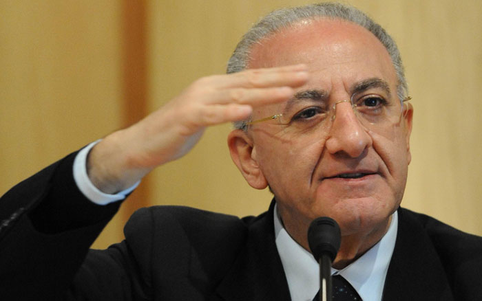 Primarie PD, vince De Luca