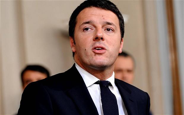 """Tutti contro Renzi: il """"renzicottero"""" per raggiungere Roma"""